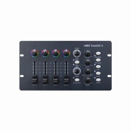 LEDJ EasiLED 4 DMX Controller (Plug and Play)