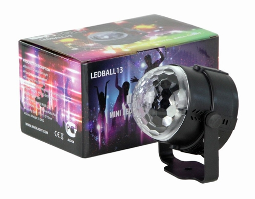 INVOLIGHT LIGHTBALL 13 RGB Led effect