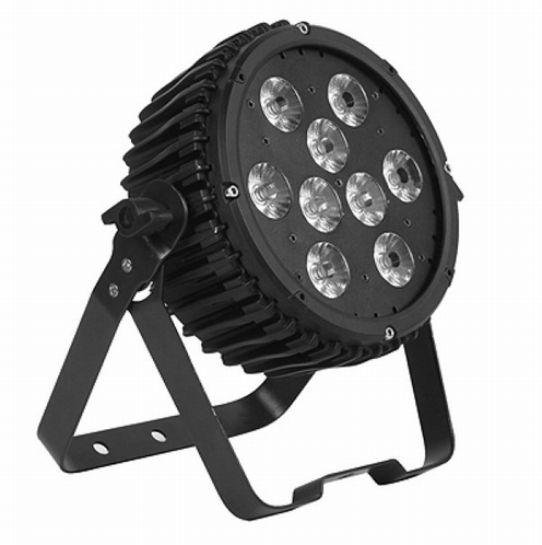 INVOLIGHT LEDSPOT 95 9x10W 5-in-1 RGBWA LEDs