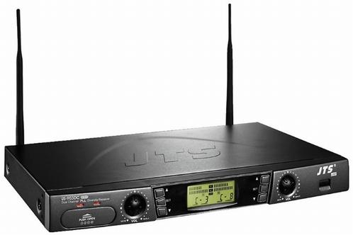 JTS US-903DCPRO/5 dubbele microfoonontvanger