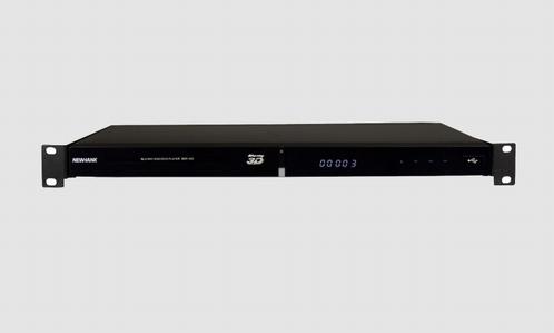 NewHank BDP-432 19 inch Rack Mediaplayer met Blue-ray functi
