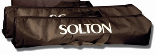 SOLTON Speakercover voor Twin Array 15 inch CT-5 (zuil)