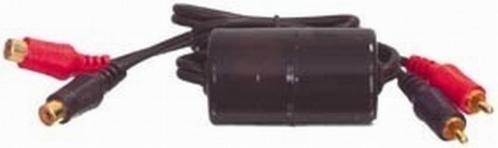 Aardlus isolator