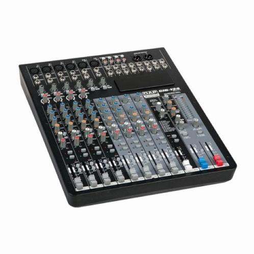 DAP D2285 GIG-124CFX Live mixer