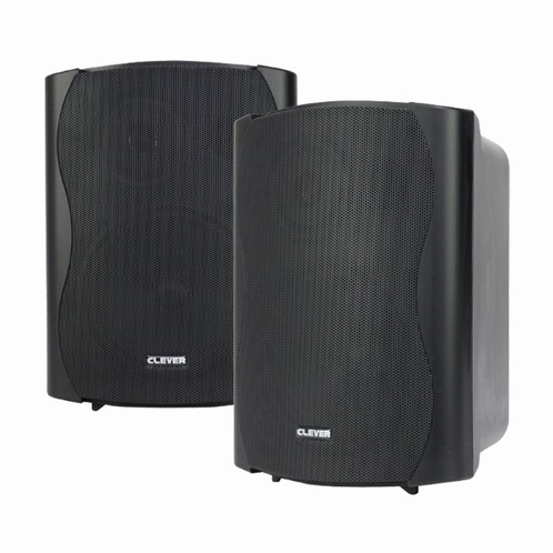 CLEVER ACOUSTICS BGS 85T 100V/ 8 Ohm Speakers (paar)