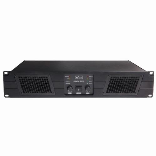 W Audio Zenith 2K5: 4 Ohm: 2x 900Watt