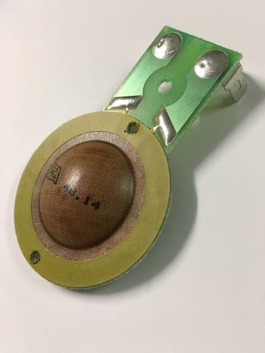 AA CRAAFT Hoogdriver membraan (vervanger) F1 / F10 / HT1621