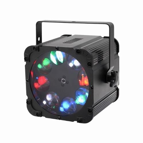 EQUINOX Crossfire XP 8x 10W Gobo LED effect