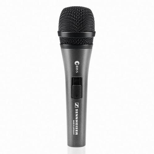 SENNHEISER Evolution E835S Dynamische Microfoon