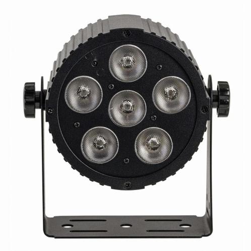 INVOLIGHT SlimPAR612 PRO LED Schijnwerper 6x 12W RGBWA/UV LE