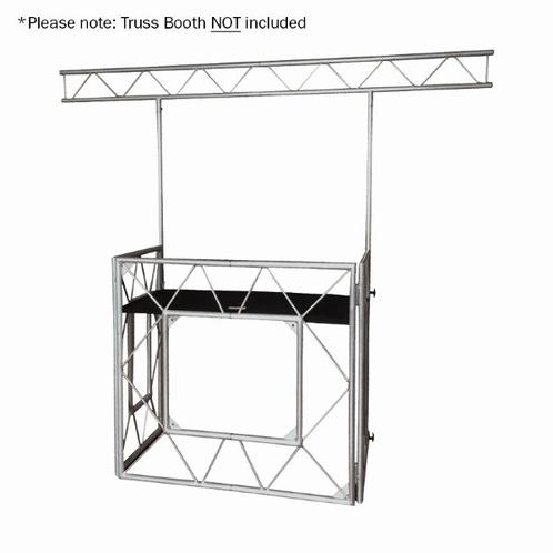 EQUINOX Truss constructie voor op DJ Booth