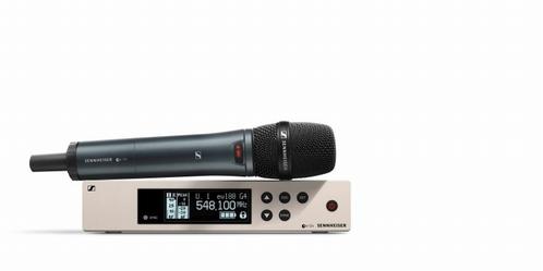 SENNHEISER EW100 G4-845-S draadloos microfoonsysteem