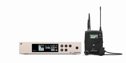 SENNHEISER EW100 G4-ME4 draadloos microfoonsysteem