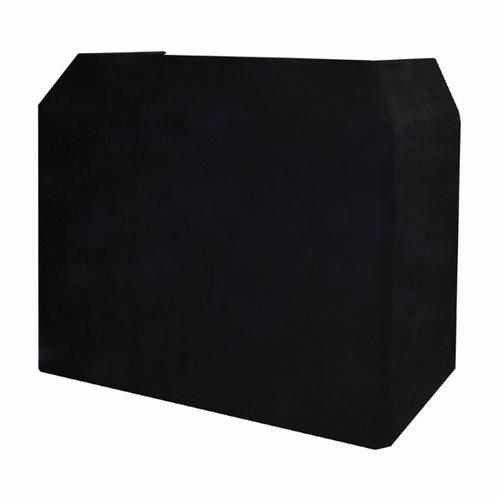 EQUINOX DJ booth system MKII professioneel zwart doek