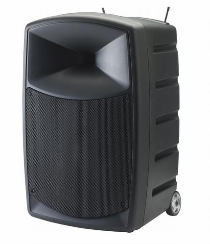 AUDIOPHONY CR25A COMBO F8 250W mobiele geluidsinstallatie