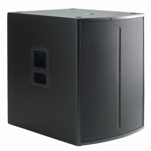 "AUDIOPHONY ATOM 18A SUB 18"" 600W RMS subwoofer"