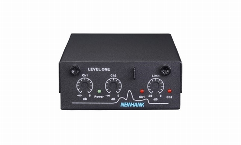 NEWHANK Level One stereo limiter