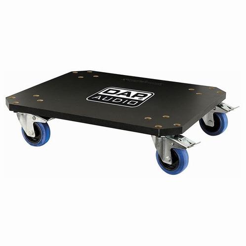 DAP D7370B Wheelboard voor 19 inch Rackcases en Flightcases