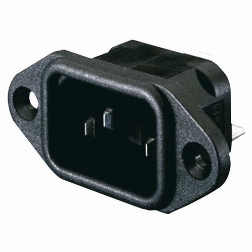 SHOWTEC IEC (EURO) Male chassisdeel