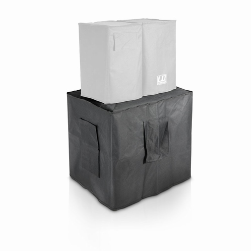 LD SYSTEMS DAVE 18 G3 SUB BAG: hoes Dave 15 G3 Subwoofer