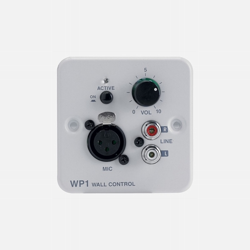 AUDIOPHONY WP-1 Controller voor ZONEAMP4120 of PREZONE44