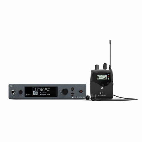 SENNHEISER EW IEM G4: Draadloos In-Ear monitoring systeem