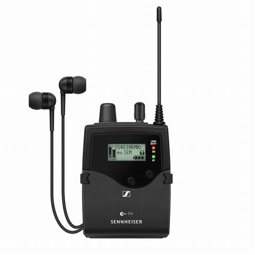 SENNHEISER EK IEM G4: In-Ear beltpack ontvanger
