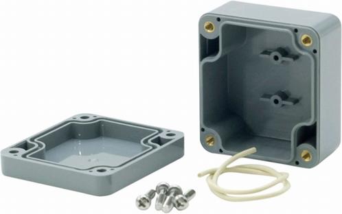 NEDIS RND 455-00219 Electr. Behuizing ABS 80 x 160 x 80 mm