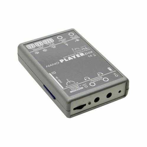 ID-AL Nano Player Box MP3/WAV