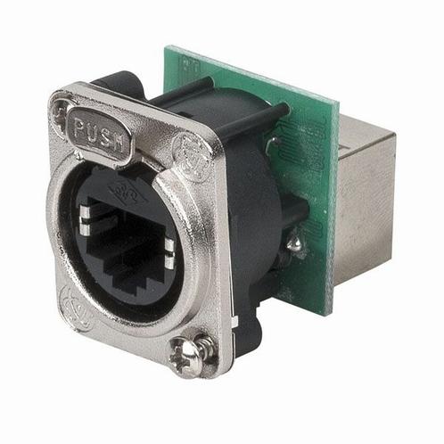 DAP RCF01 Ethernet RJ45 D-size chassisdeel