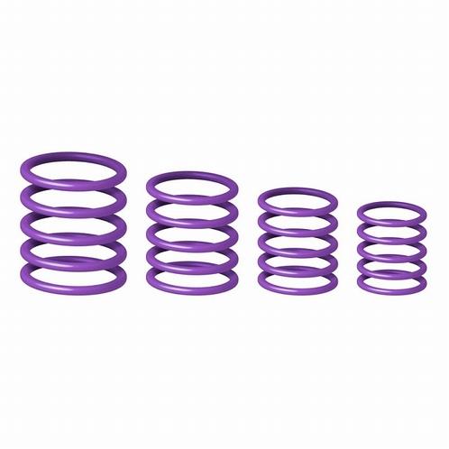 GRAVITY RP5555PPL1 Gravity Ringen Set Power Purple