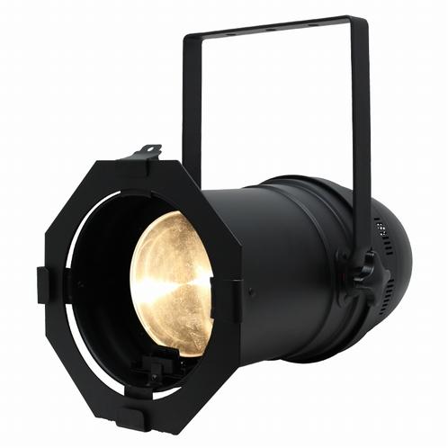 LEDJ LEDJ190 Stage Par CZ 3000K - 100W Warm White COB LED