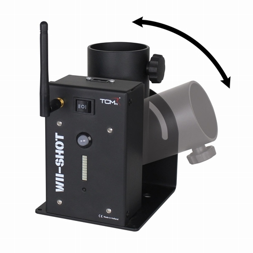 CONFETTIMAKER WI-shot Confetti/Streamer Canon - draadloos