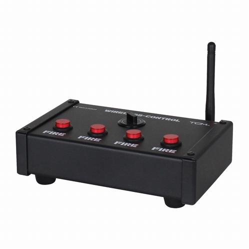 CONFETTIMAKER WI-shot FX Draadloze afstandsbediening