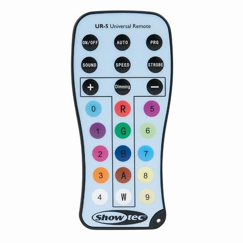 SHOWTEC UR-5 Universele Infrarood afstandsbediening