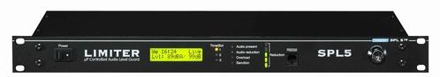 DATEQ SPL-5 Limiter met microfoon, 3 tijdslots, data opslag