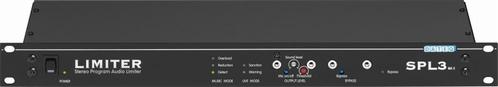 DATEQ SPL3 Limiter Microcontroller gestuurd met microfoon