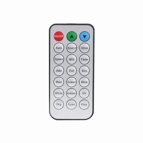 LEDJ LEDJ90G IR Remote QB1 Uplighters