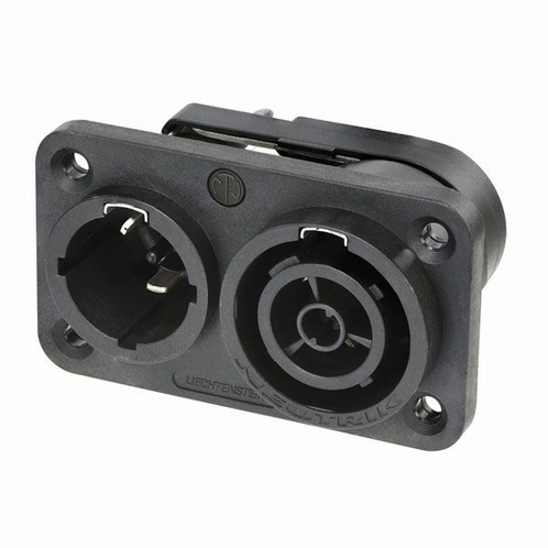 NEUTRIK NAC3PX Powercon True In/Oulet connector 16A