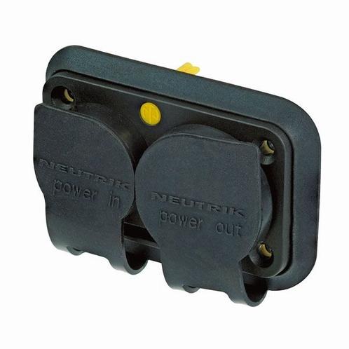 NEUTRIK SCNAC-PX Afsluitdeksel Powercon chassisaansluiting