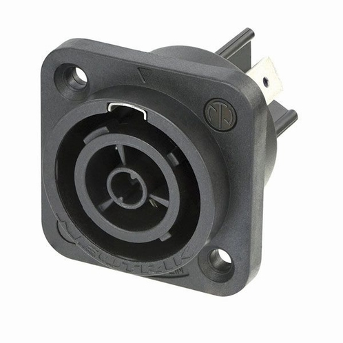 NEUTRIK NAC3FPXTOP Powercon Outlet Connector