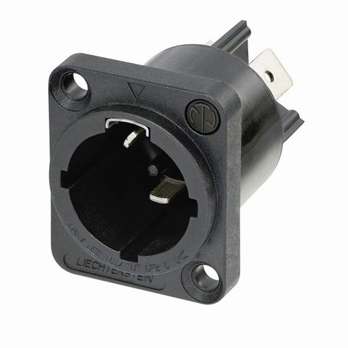 NEUTRIK NAC3MPXTOP Powercon Inlet Connector