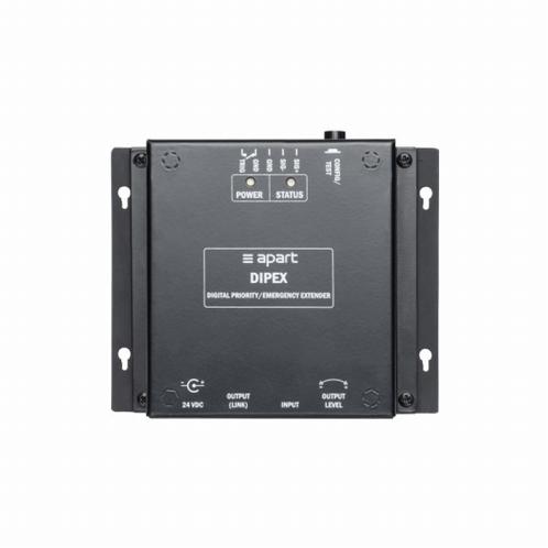 APART Audio DIPEX priority/emergency extender AC12.8
