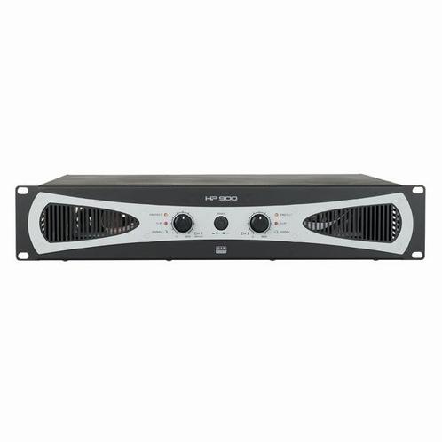 DAP D4176 HP-900 AB-klasse PA-versterkers 2 x 450W @ 4 Ohm