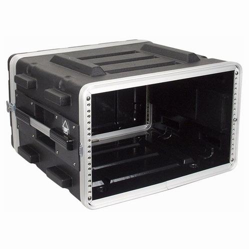 DAP D7103 6HE 19 inch ABS Rack Case Double Door
