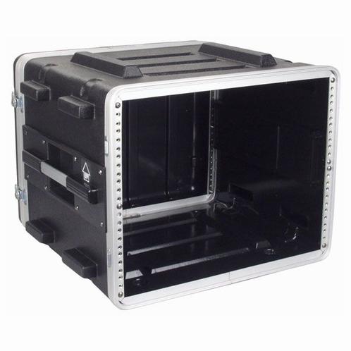 DAP D7104 8HE 19 inch ABS Rack Case Double Door
