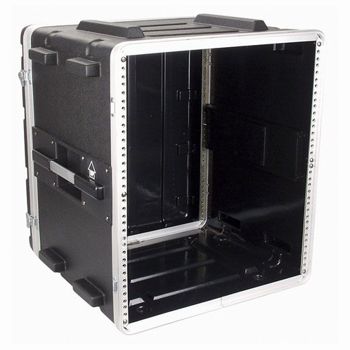 DAP D7106 12HE 19 inch ABS Rack Case Double Door