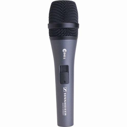 SENNHEISER Evolution E845S Dynamische Microfoon