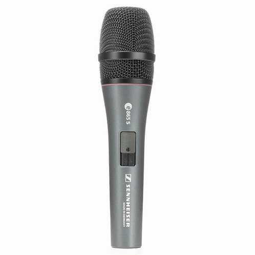 SENNHEISER Evolution E865S Condensator Microfoon