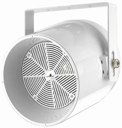 MONACOR EDL-250/WS Outdoor opbouw speaker 100V